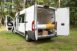 Campervan hire Mansfield