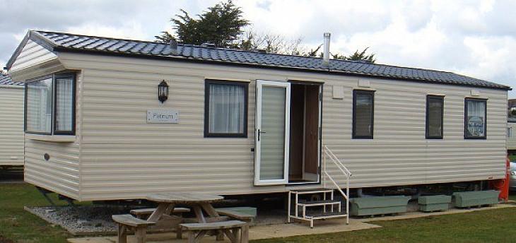 Caravan rental Par - Willerby Platinum