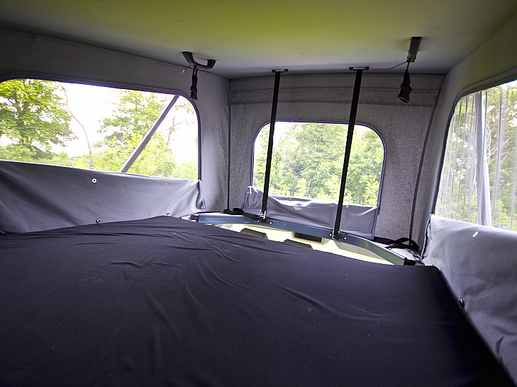 VW Campervan  Mary Jane - T5  hire chester